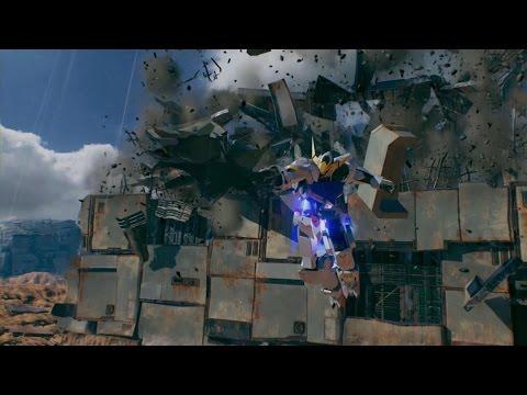 《機動戰士鋼彈 VS.》系列新作將在PS4平台推出!