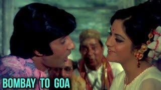 (HD)   Bombay To Goa Songs   RD Burman Hits   - YouTube