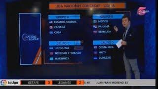 Liga de naciones de CONCACAF l 5 Deportivo