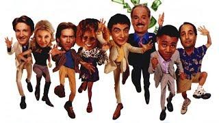 Крысиные бега (2001) комедия