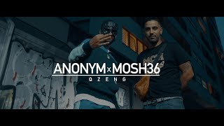 ANONYM FEAT. MOSH36 - QZENG (prod. by Chris Jarbee & Tossi)