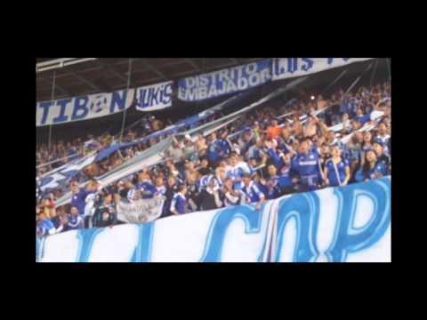 """""""Millonarios vs cali BLUE RAIN 2015 semi Liga Aguila"""" Barra: Blue Rain • Club: Millonarios"""