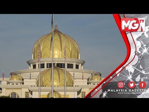 TERKINI : SULTAN KELANTAN TIDAK HADIR!!! Mesyuarat Pemilihan Yang di Pertuan Agong ke 16