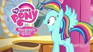 mlp hair salon hairdresser applejack twilight sparkle rainbow