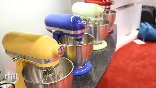 Love the KitchenAid Artisan Mixer? Check out the mini version