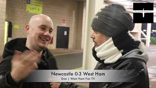 """West Ham Fan TV: You's were so open at the back"""""""