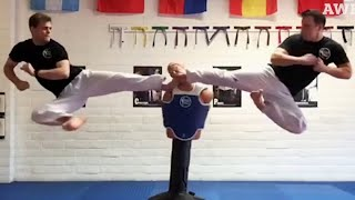 PEOPLE ARE AWESOME 2017 | MARTIAL ARTS EDITION