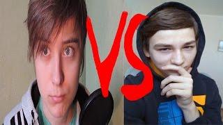 Великая Рэп Битва - Ивангай VS Брайан   EeOneGuy VS Brian