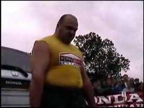 Mistrzostwa Polski Strong Man 2007 - 04