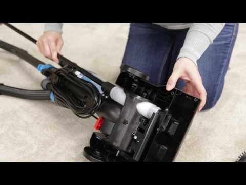 PowerForce® Compact Clearing a Clog Video
