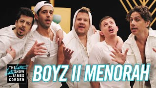 Boyz II Menorah: A Week And A Day Ft. Zach Braff, Charlie Puth, Christopher Mintz-Plasse & Josh…
