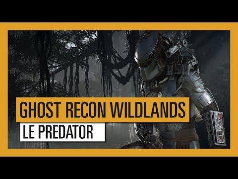 Trailer pour l'arrivée de Predator de Tom Clancy's Ghost Recon : Wildlands