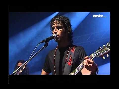 El Bordo video Tesoro - CM Vivo 11/03/2009