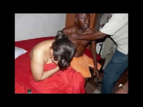 Married Woman Caught In Bed With another in nigerian)   2013