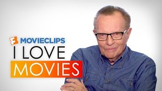 I Love Movies: Larry King - The Godfather (2015) HD