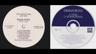 Diana Ross - Love Hangover [Tribal Hangover by Frankie Knuckles] (1993)