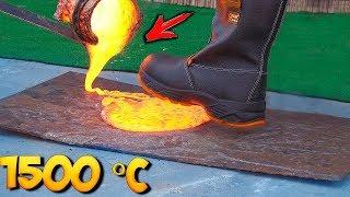 Desmintiendo mitos | ¡Nunca camines sobre lava!