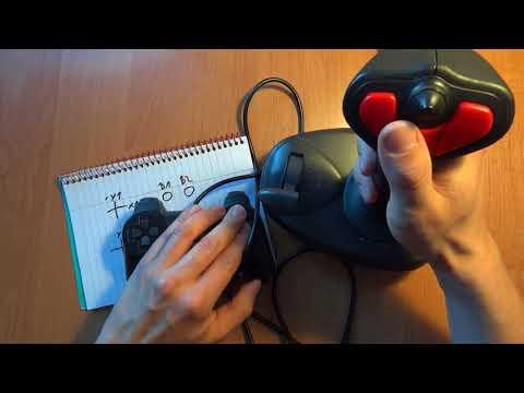 Converting GamePort Joystick to USB Part 1: Inside the joystick