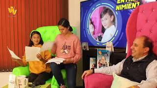 Las chicas V&V entrevistan a Fernando Manzanilla