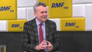 Gościem Popołudniowej rozmowy w RMF FM był dr n. med. Sławomir Murawiec