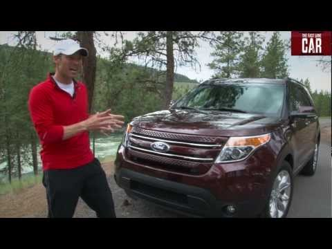 2012 Ford Explorer First Drive and Review