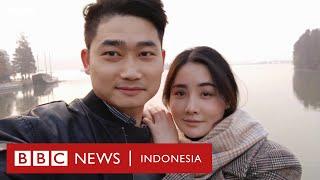 Virus Corona: Menyaksikan perjuangan istri melawan Covid-19 - BBC News Indonesia
