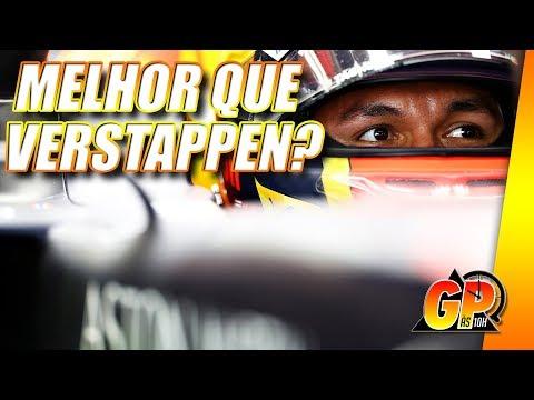 'Comendo pelas beiradas', Albon pontua mais que Verstappen na Red Bull | GP às 10