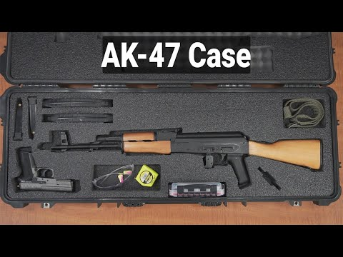 AK-47 Rifle Case (Gen-2) - Featured Youtube Video