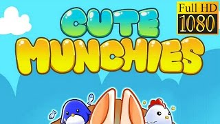 Cute Munchies Game Review 1080P Official Niji Games Puzzle 2016