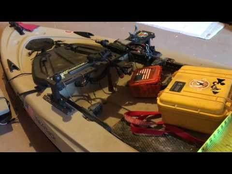 Kayak Fishing – Which brand of accessory?