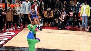 Top 10 NBA Plays: All-Star Saturday Night
