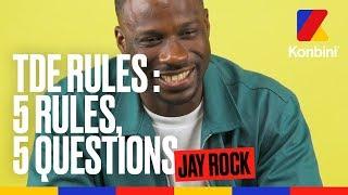 Jay Rock - TDE Rules
