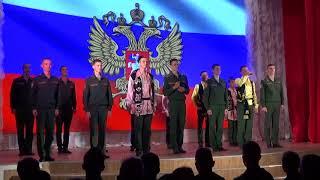 Презентация команды Татарстанского кадетского корпуса ПФО