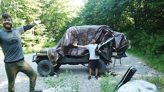 TOPLESS Jeep PROBLEMS