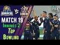 watch Karachi Kings Bowling | Quetta Gladiators Vs Karachi Kings  | Match 19 | 8 March | HBL PSL 2018