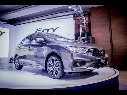 2017 Honda City First Look