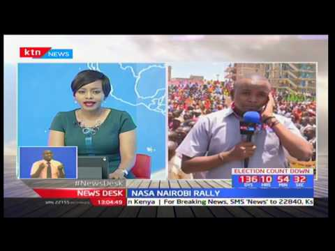 News Desk Full Bulletin with Sophia Wanuna 24/3/2017