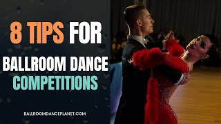 8 Things Judges Look for in Ballroom Dance Competitions