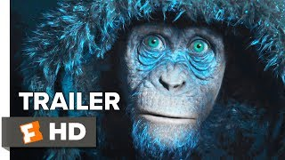 War For The Planet Of The Apes Trailer 2017  Meeting Bad Ape  Movieclips Trailers