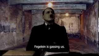 Fegelein gasses Hitler