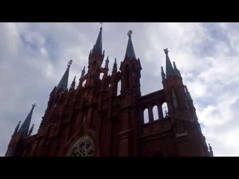 Церковь возле риижта ростов