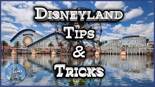 2020 Disneyland TIPS! TRICKS! SECRETES! Watch This  Before Your Next Disneyland California Trip!