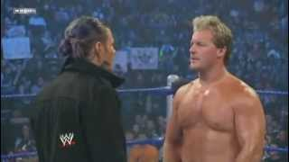 Jeff Hardy Challanges Chris Jericho