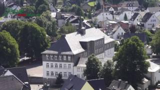 """Blick aus dem Kirchturm """"Propsteikirche Brilon"""""""
