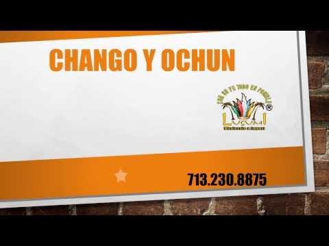 Chango y Ochun Witchcraft Love Spells