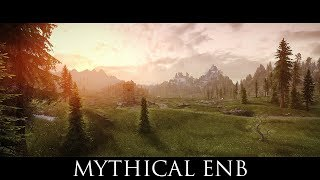 Skyrim SE Mods: Mythical ENB