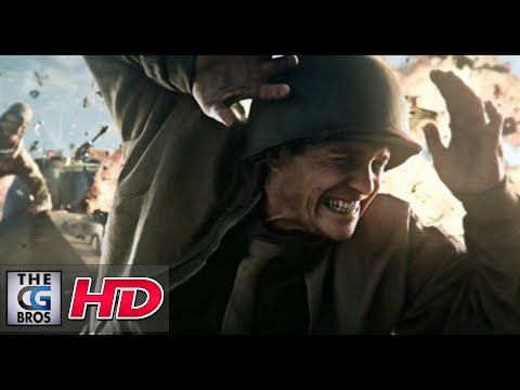 """CGI Animated Trailer"""" """"War Thunder Heroes"""" – by RealtimeUK"""
