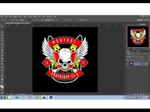 cara desain logo komunitas motor # 3
