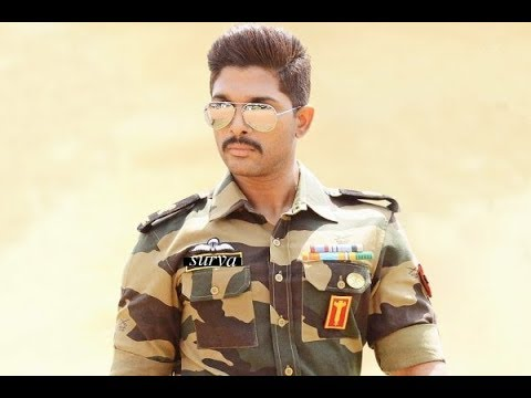 Naa peru Surya Naa Illu India official trailer 2018