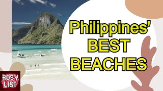 Best Beaches in the Philippines - Part 1